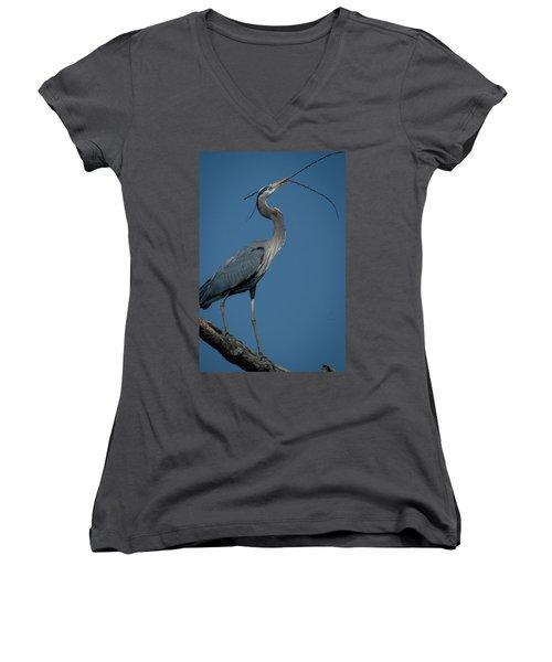 Blue Heron 2011-0322 Women's V-Neck