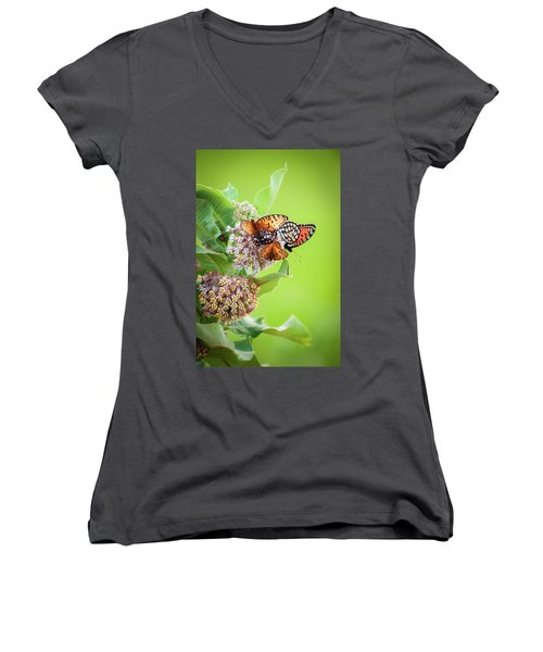 Butterfly Buffet II Women's V-Neck