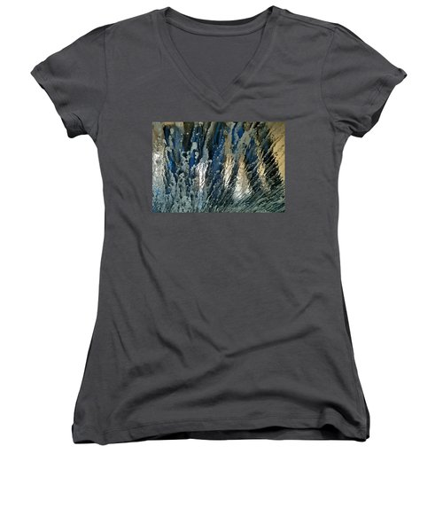 Car Wash Blues Women's V-Neck