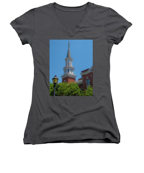 City Hall Women's V-Neck