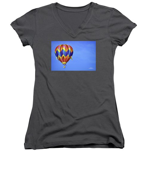 Clear Sailing Women's V-Neck