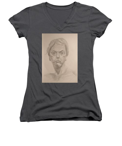 Concentrated Women's V-Neck