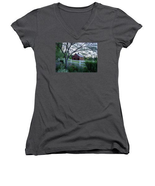 Country Memories Women's V-Neck