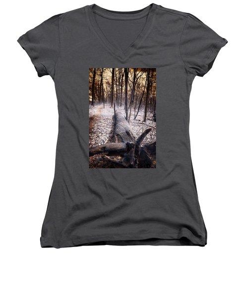 Dead Tree Women's V-Neck
