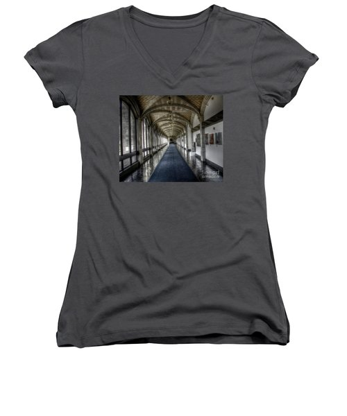 Down The Hall Women's V-Neck