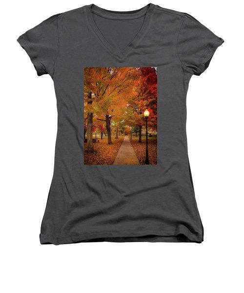 Drury Autumn Women's V-Neck