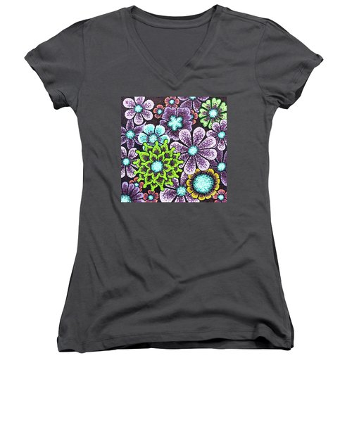 Efflorescent 12 Women's V-Neck