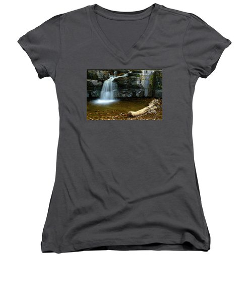 Forged By Nature Women's V-Neck