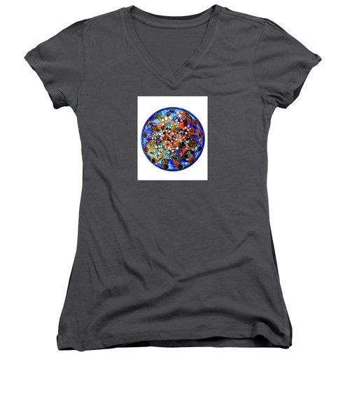 Go With The Flow 1 Women's V-Neck