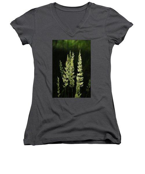 Grasses Women's V-Neck