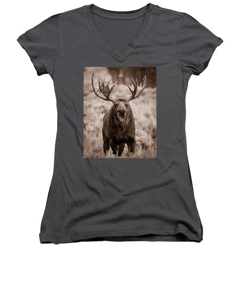 Hey There Women's V-Neck