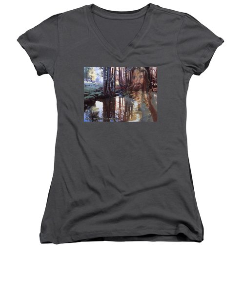 I Made It All For You Women's V-Neck