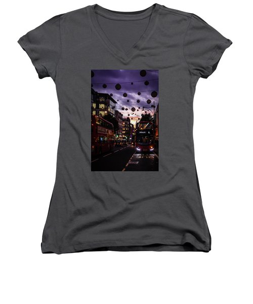 Illuminated Women's V-Neck