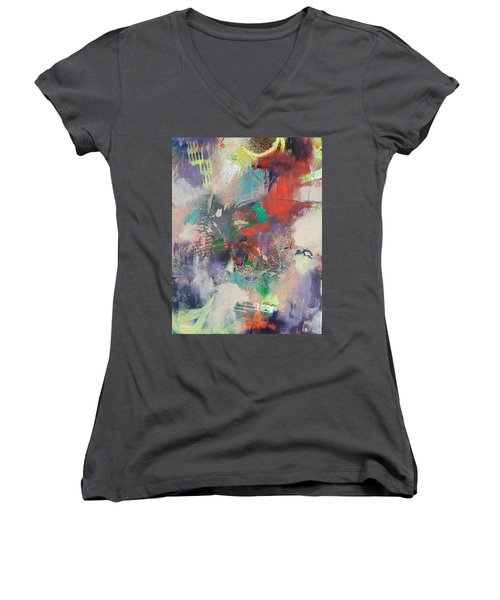 In Search Of Hope Women's V-Neck