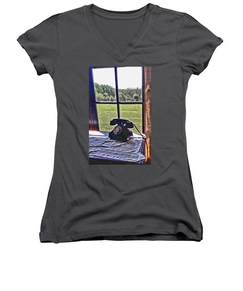 It's For You Women's V-Neck