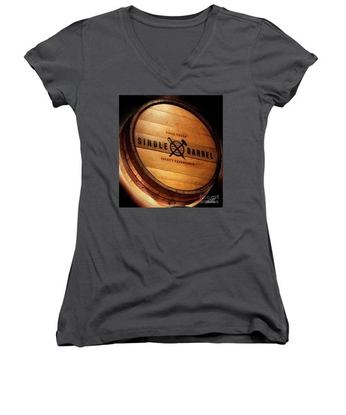 Knob Creek Barrel Women's V-Neck