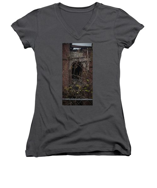 Loss Of Light Women's V-Neck