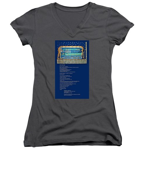 Ma Of Amenta Women's V-Neck