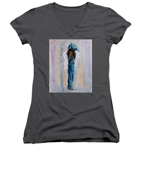 Magnificent Angel Women's V-Neck
