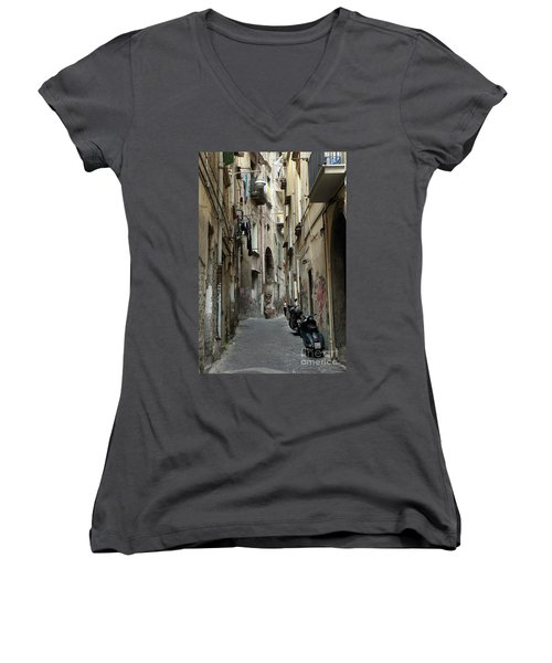 Naples Street Women's V-Neck