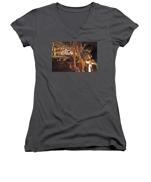 Natural Tunnel Women's V-Neck