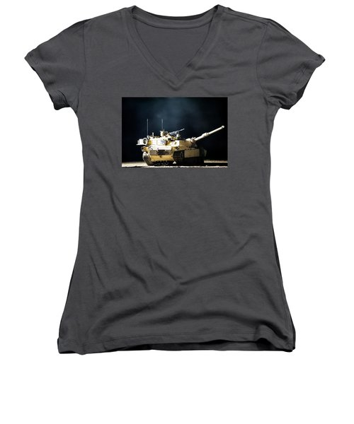 No Rest For The Wicked Women's V-Neck
