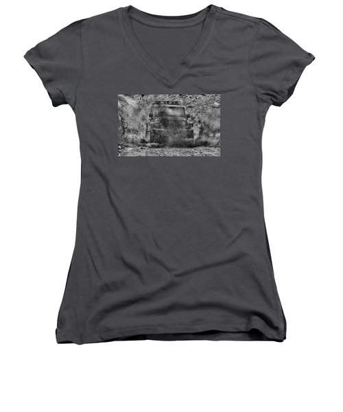 Nothing Like A Jeep Women's V-Neck