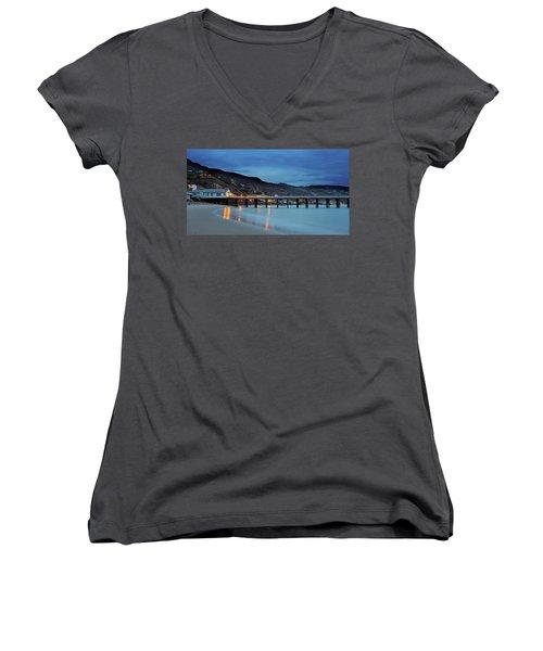 Pier House Malibu Women's V-Neck