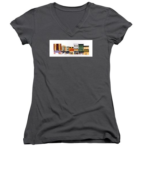 Rialto Theater Women's V-Neck