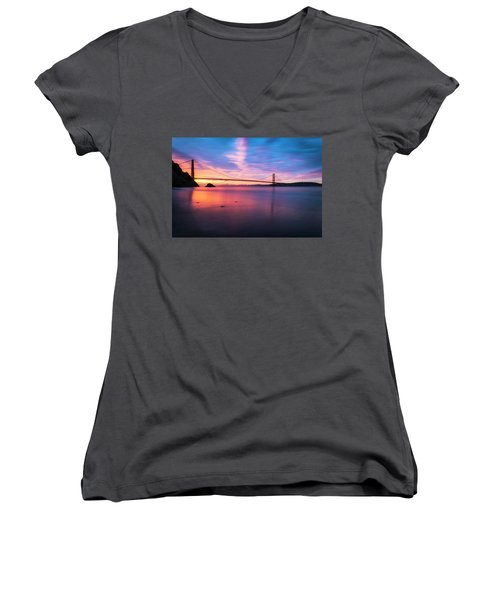 Rise With Me- Women's V-Neck