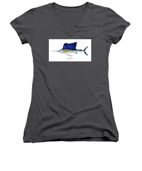 Sailfish Women's V-Neck