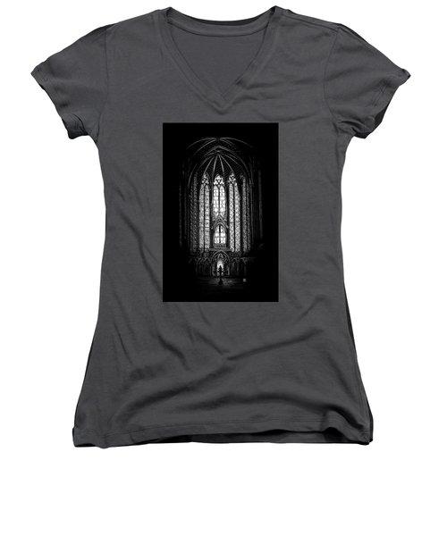 Sainte-chapelle Women's V-Neck