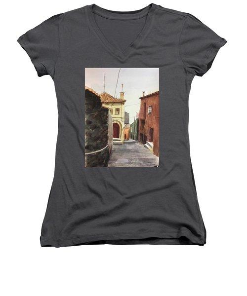 Sersale Street Women's V-Neck