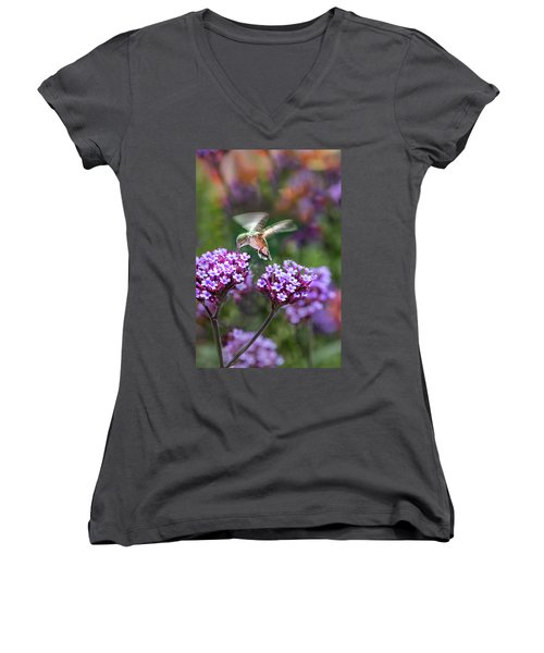 Summer Colors Women's V-Neck
