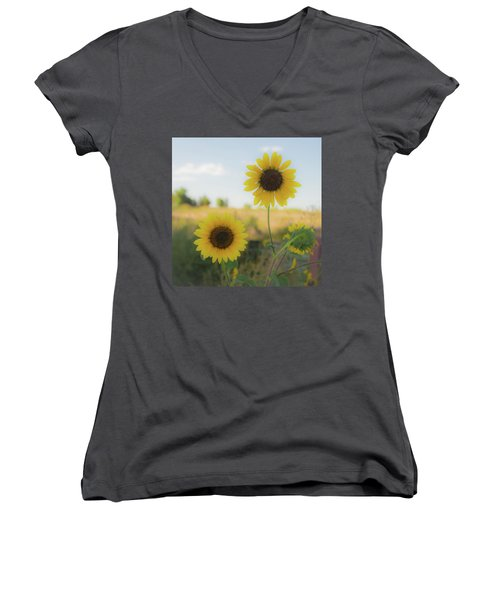 Summer Softness Women's V-Neck
