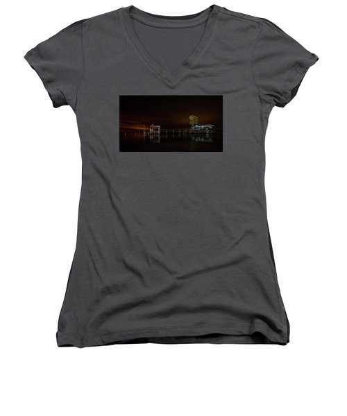 Swamp Life Women's V-Neck