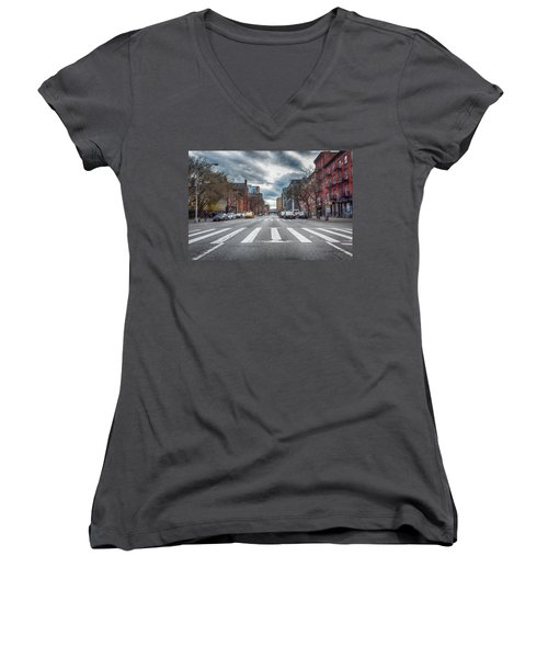 Tenth Avenue Freeze Out Women's V-Neck