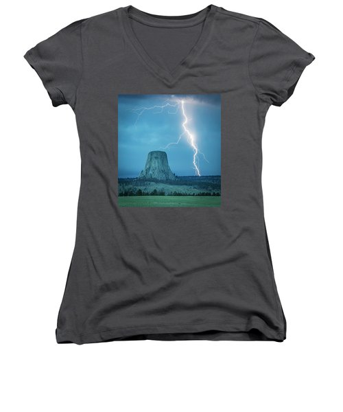 The Tower Women's V-Neck