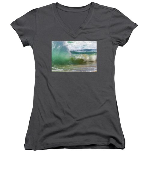 The Wave Women's V-Neck