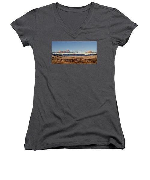 Valles Caldera National Preserve Women's V-Neck