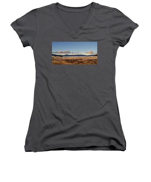 Valles Caldera National Preserve Women's V-Neck