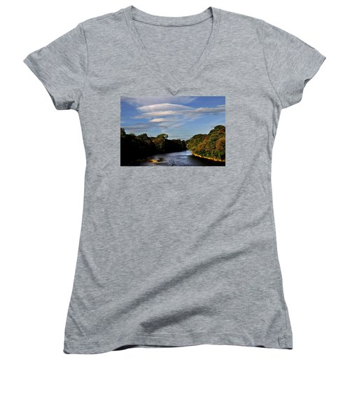 The River Beauly Women's V-Neck