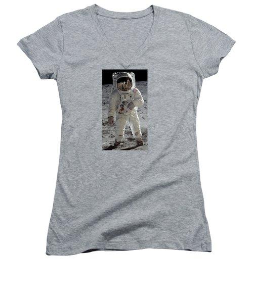 Apollo 11 Women's V-Neck