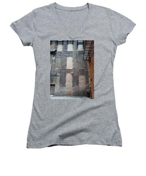 Brickovers Women's V-Neck