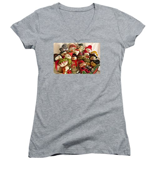 Family Reunion Women's V-Neck T-Shirt