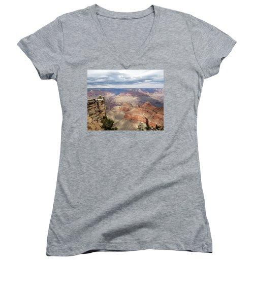 Grand Canyon National Park Women's V-Neck T-Shirt