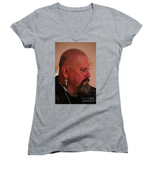 Self Portrait Women's V-Neck T-Shirt