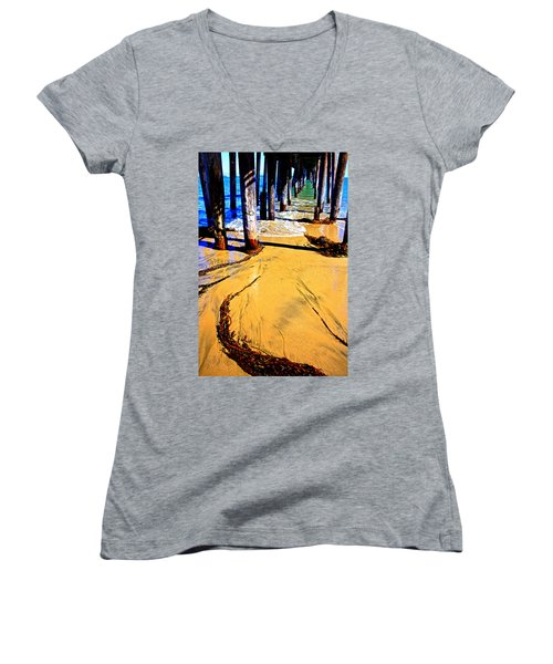 To Infinity And Beyond Women's V-Neck T-Shirt