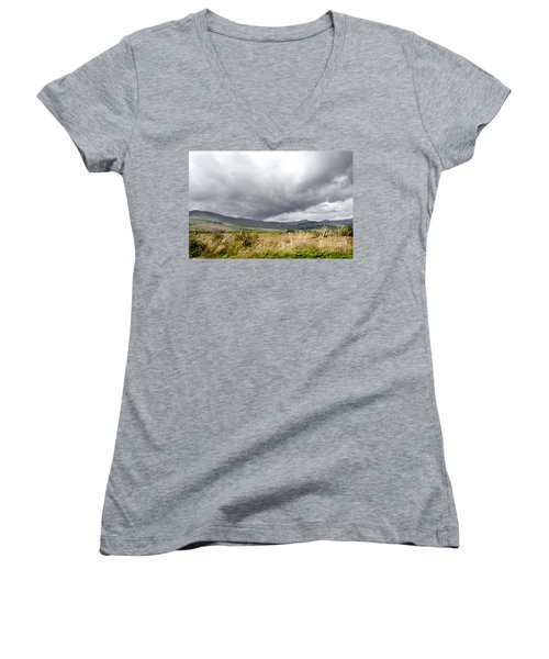 Killarney National Park Women's V-Neck T-Shirt