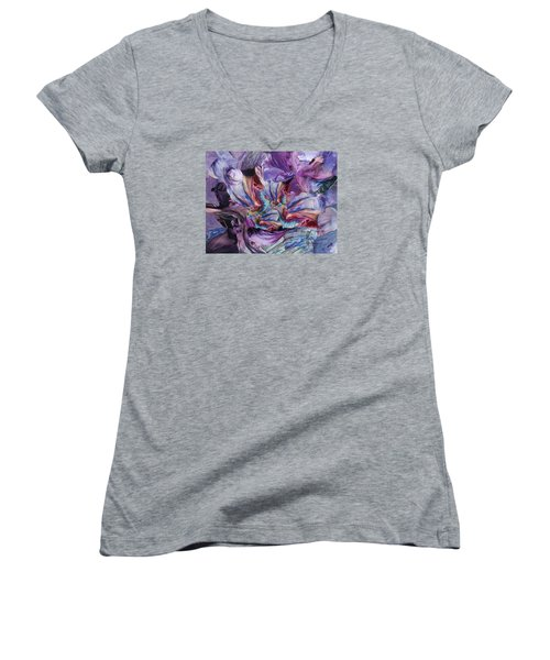 Merlin's Magic Women's V-Neck T-Shirt